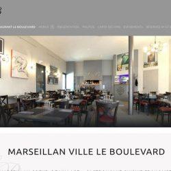 creation site de restaurant herault