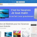 Création d'un site de Location de Matériels à Vias dans le 34 l'Hérault