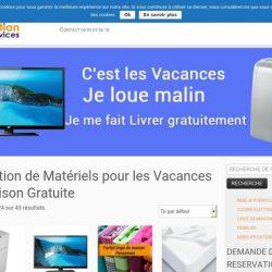creation site web beziers vias