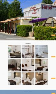 Création site internet Hérault 34340