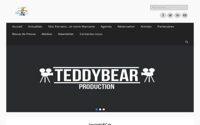 Site internet pour association avec un site WordPress