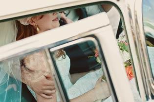 voiture pour mariage