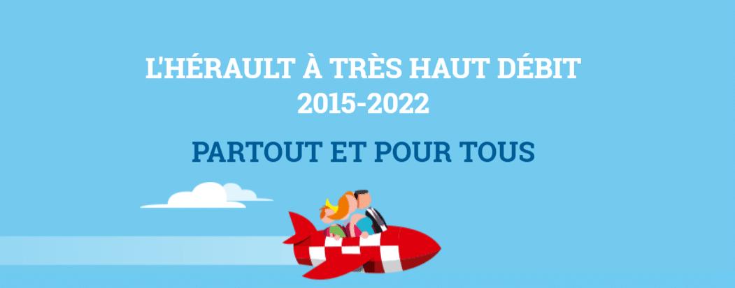 Le haut débit dans l'Hérault c'est pour qui et pour quand ?