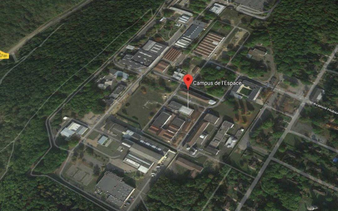 Atelier Numérique de Google à Vernon au Campus de l'espace