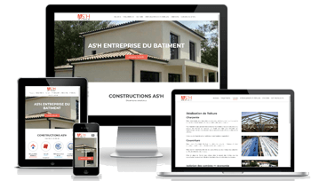 création site internet  artisan