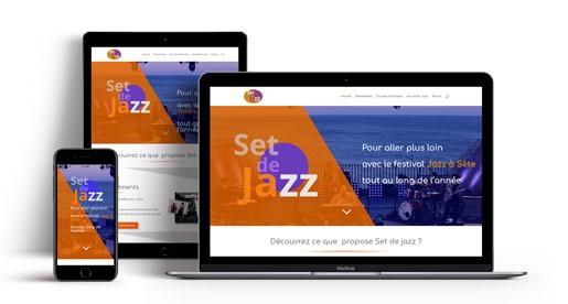 service webdesign sète