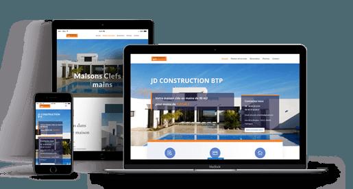site web constructeur