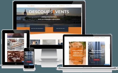 concepteur de site web pour entreprise