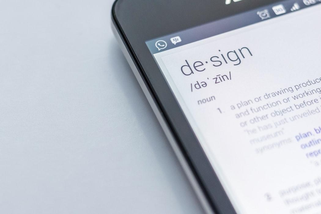 création de site internet  UX mobile