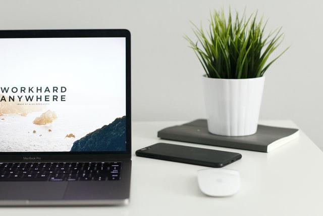 webdesign tendance