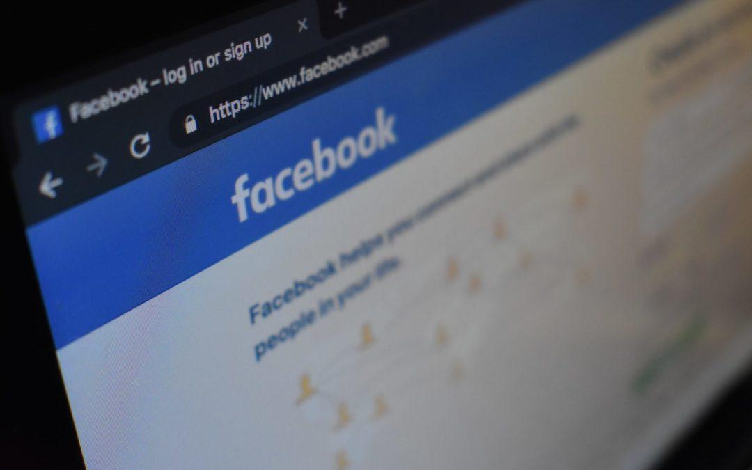 Facebook pour vendre  des événements ou des cours en ligne